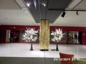 Intérieur centre commercial Montparnasse