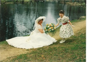 christel et marine mariage 001