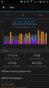 JUILLET 2017 KM