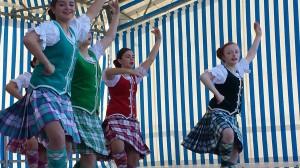 Danses irlandaises