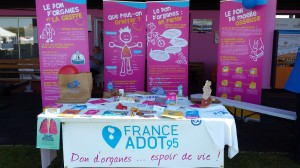 Stand FRANCE ADOT 95