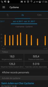 OCTOBRE 2017 VELO