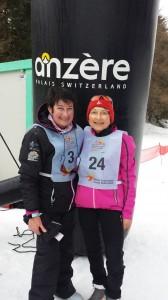Avec Gisèle, la France et la Suisse